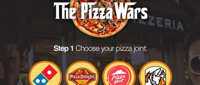 The Pizza Wars