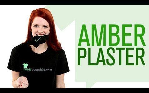 Amber Plaster – Raven5 Highlighed at 4.18
