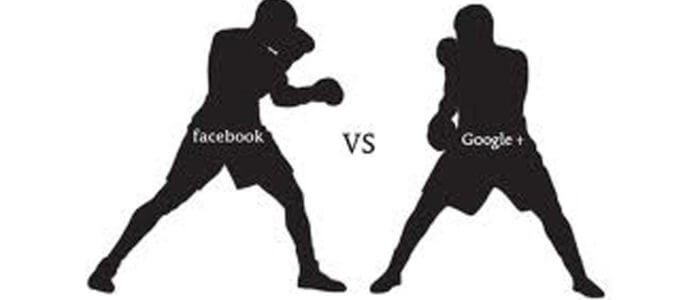 Facebook Beats Google