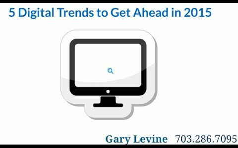 Five Digital Trends