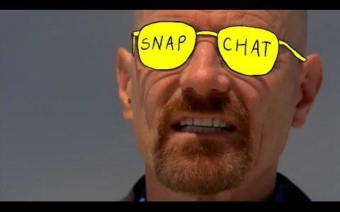Snapchat killing Facebook?
