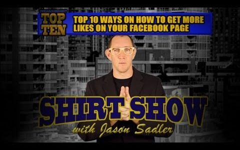 Socialmc2 – Jason Sadler I Wear Your Shirt