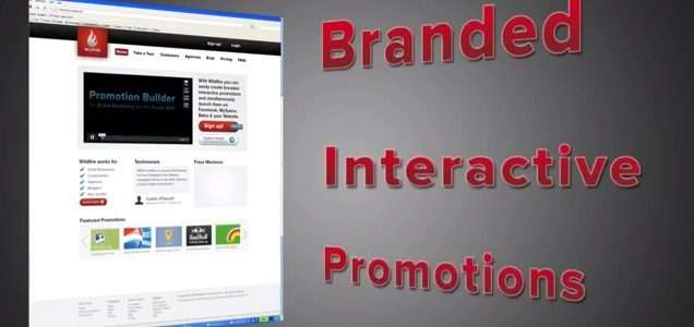 Wildfire Promotion Builder