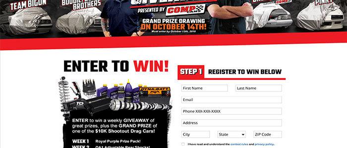 Horsepower Wars $10K Drag Shootout