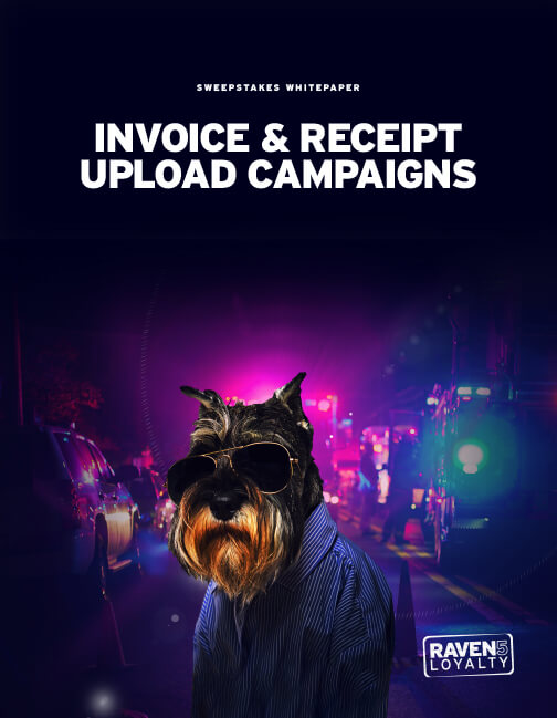 Invoice & receipt upload campaigns