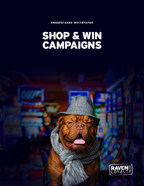 Shop & Win campaigns